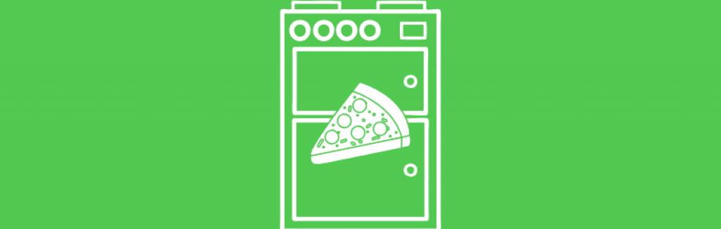 pizza cuptor Aragaz Zanussi ZCG212J1XA